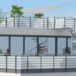 Penthouse mit Dachterrasse und zusätzlic...